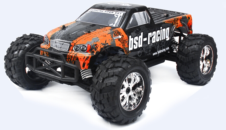 BSD 1:10 MONSTER TRUCK BL