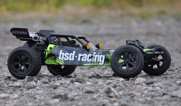 BSD BAJA 2WD BRUSHED 1:10