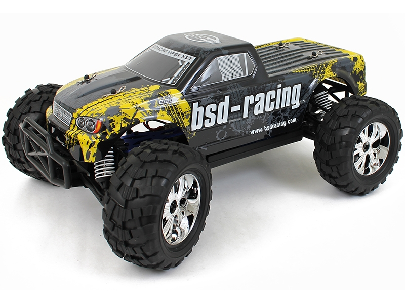 BSD MONSTER TRUCK BRUSH