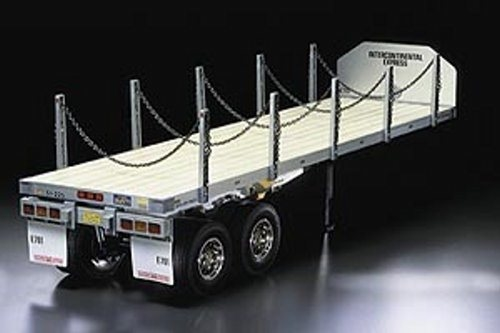 FLATBED SEMI-TRAILER 1:14