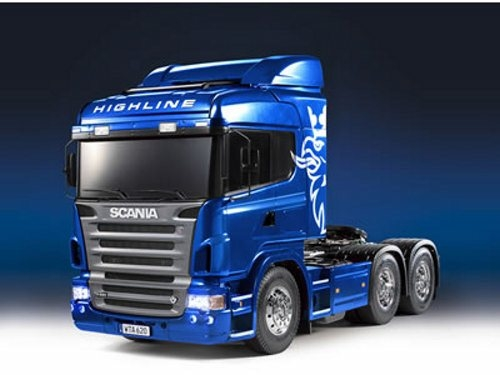 TAMIYA SCANIA R620 B.EDITION