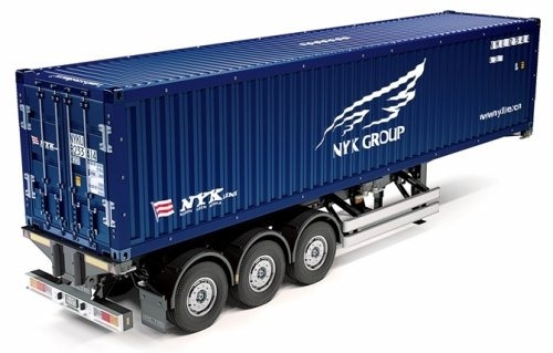 40 FOT CONTAINER TRAILER NYK