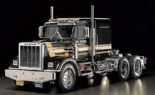 TAMIYA KING HAULER BLACKEDITION