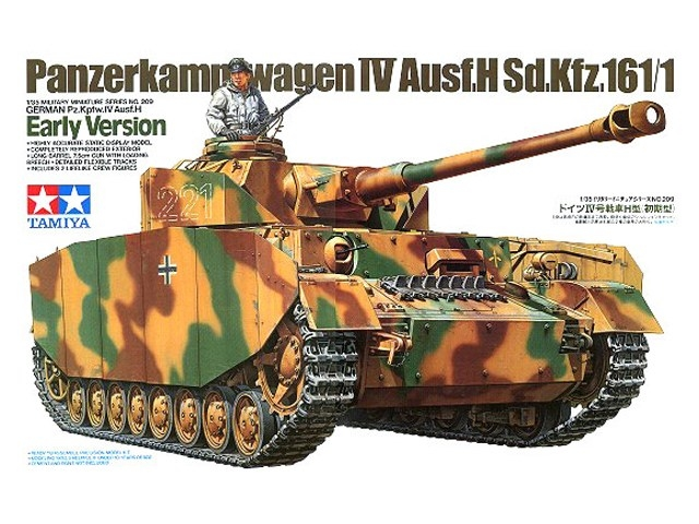 35209 PZ.KPFW.IV AUSF.H EARLY