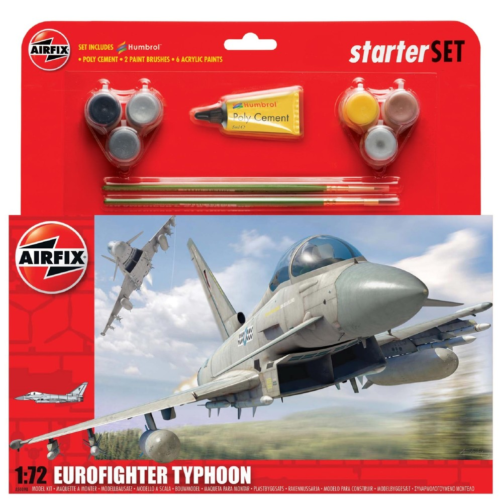 EUROFIGHTER TYPHOON STARTER*