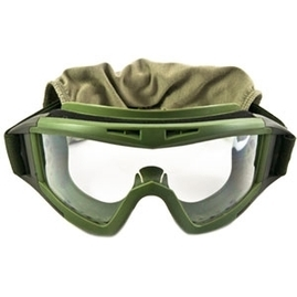 TACTICAL GLASSES GREEN ASG