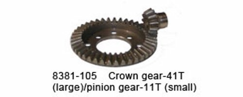 8381-105 CROWN GEAR 41T