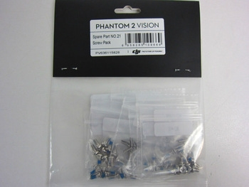 DJI PART21 SCREW SET PHANTOM 2