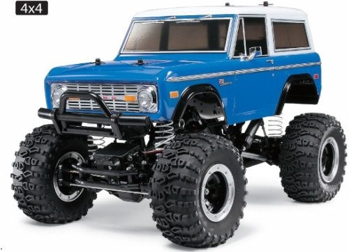 TAMIYA FORD BRONCO 1973 CR-01