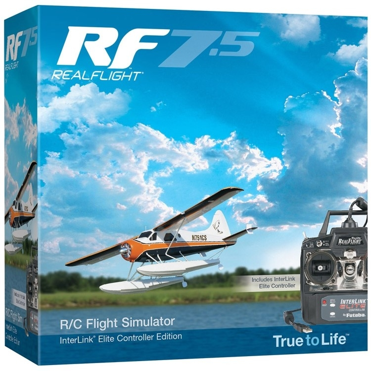 REAL FLIGHT 7,5 INTERLINK ELITE M2