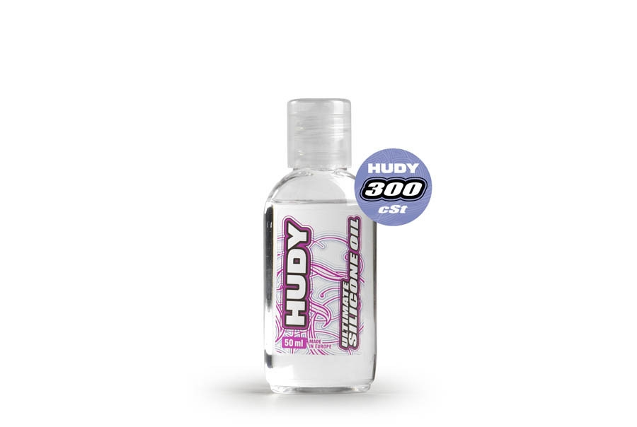 HUDY SILICONE OIL 300 (50ML)