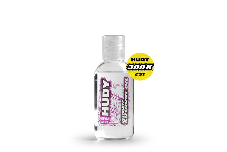 HUDY SILICON OIL 300 000 CST 50ML