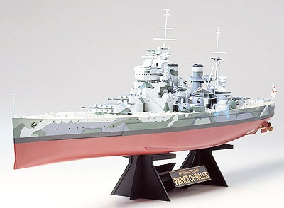 PRINCE OF WALES 1:350