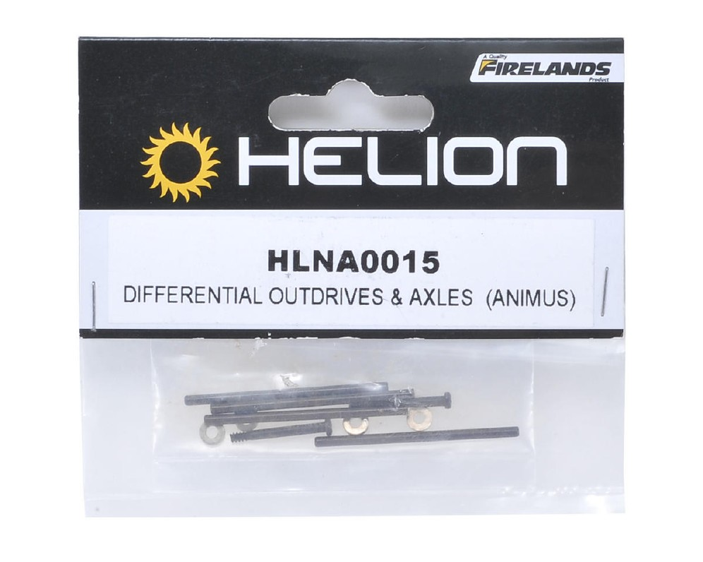 HLNA0015 DIFF OUTDRIVES AXLES