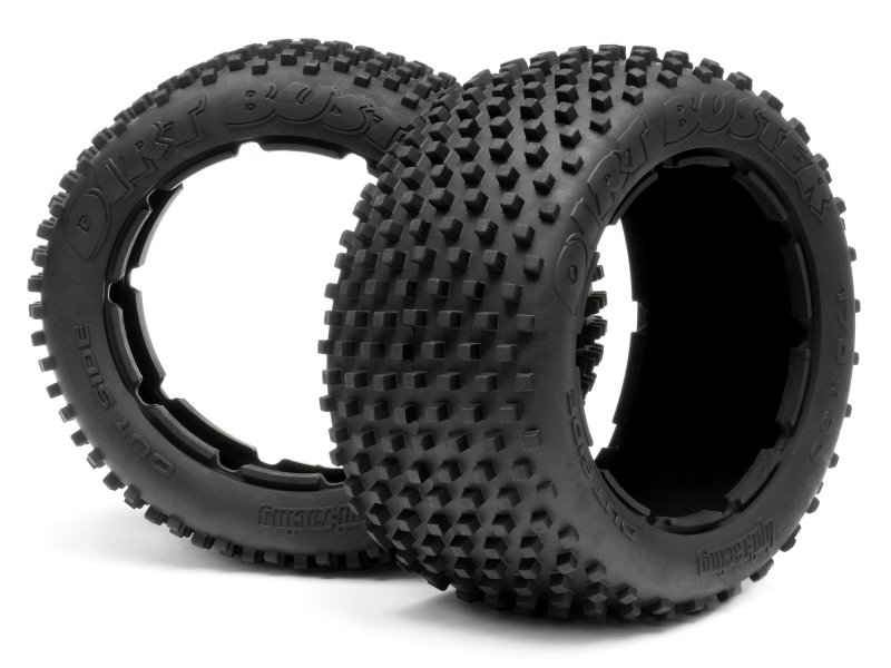 4834 DIRT BUSTER BLOCK TIRE BAJA 5B