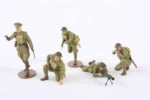 35339 1/35 WWI BRITISH INFANTRY