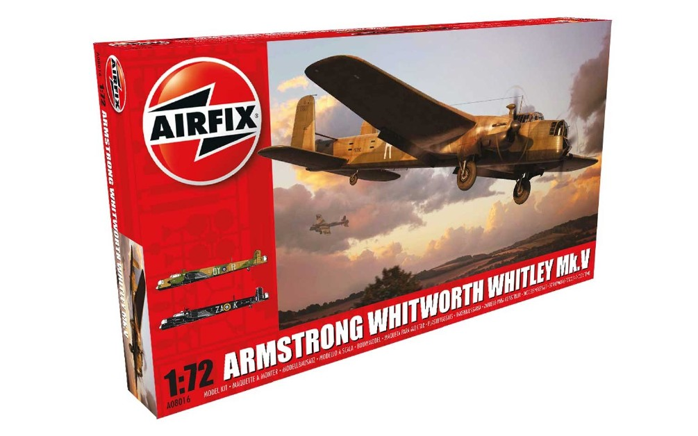 ARMSTRONG WHITWORTH WHITLEY 1:72