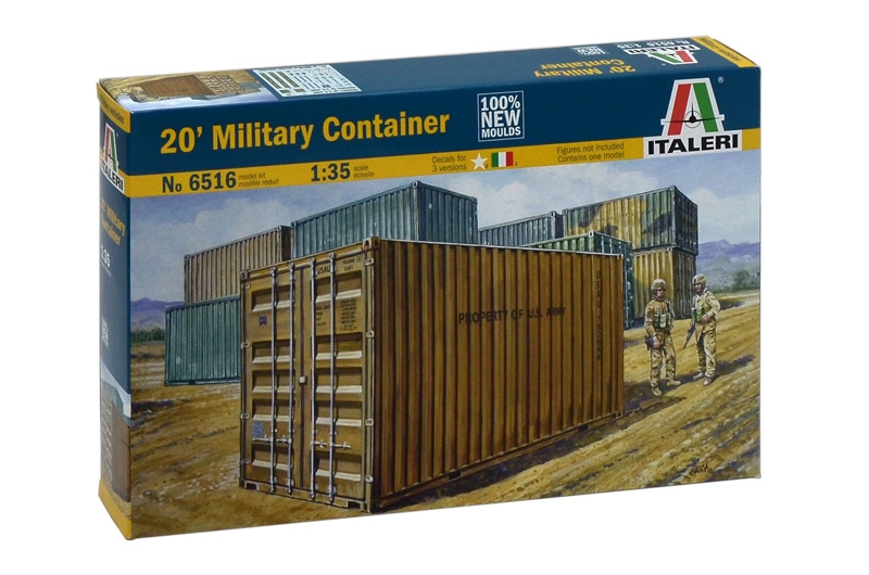 20`Military Container