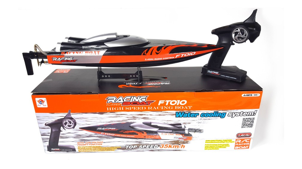 FT010 RACING BOAT BRUSH 65CM