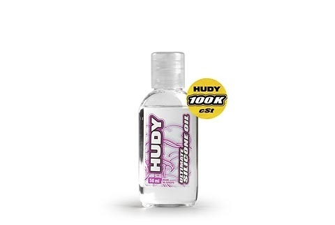 HUDY SILICON OIL 100 000CST 50ML