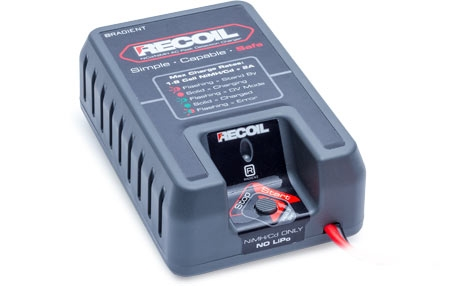 RECOIL NICD/NIMH LADER 2AMP
