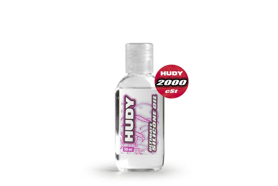 HUDY SILICON OIL 2000CST  50ML