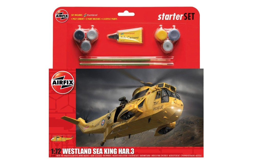WESTLAND SEA KING HAR.3  1:72