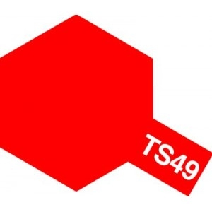TS-49 BRIGHT RED