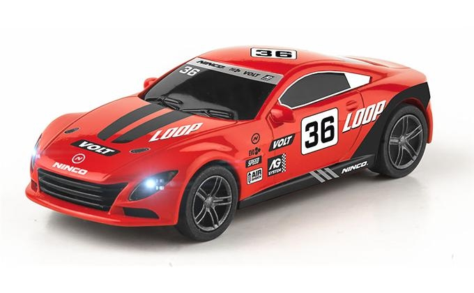 NINCO  CAR RED 1:43