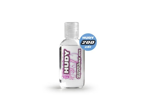 HUDY SILICON OIL 200CST 50ML
