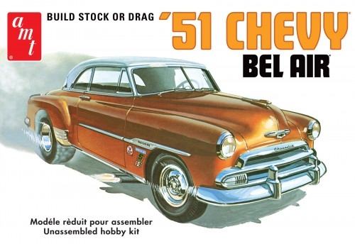 51 CHEVY BEL AIR  AMT862