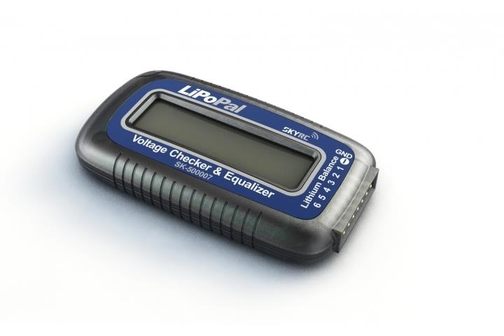 SKYRC LIPOPAL VOLTAGE CHECKER