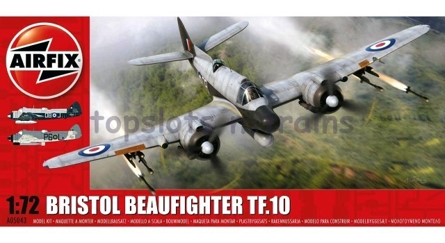 BRISTOL BEAUFIGHTER TF.10  1:72