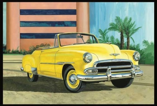 CHEVY CONVERTIBLE 1951