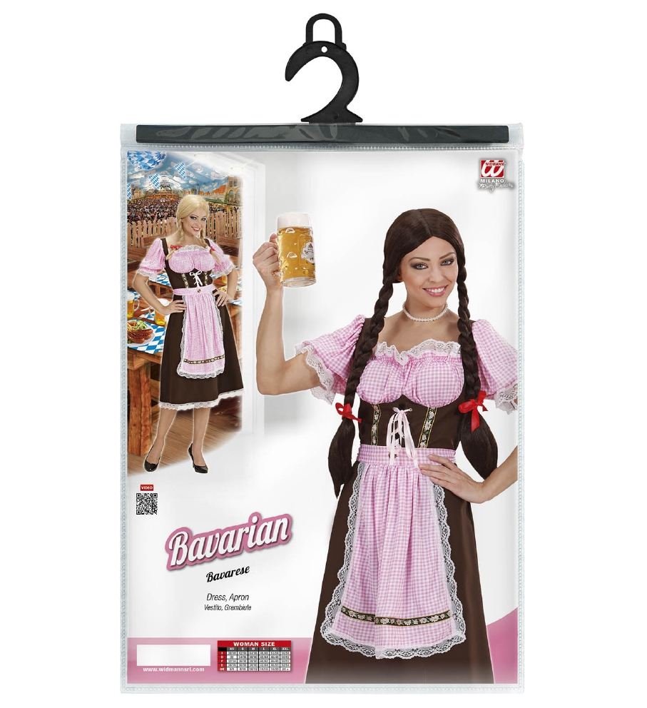 Bavarian Girl-Large