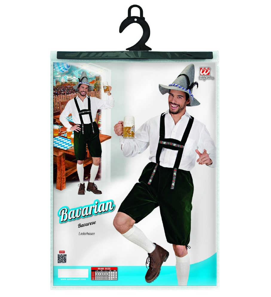 Bavarien Lederhosen- Medium