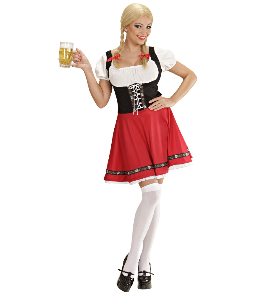BAVARIAN GIRL  Medium