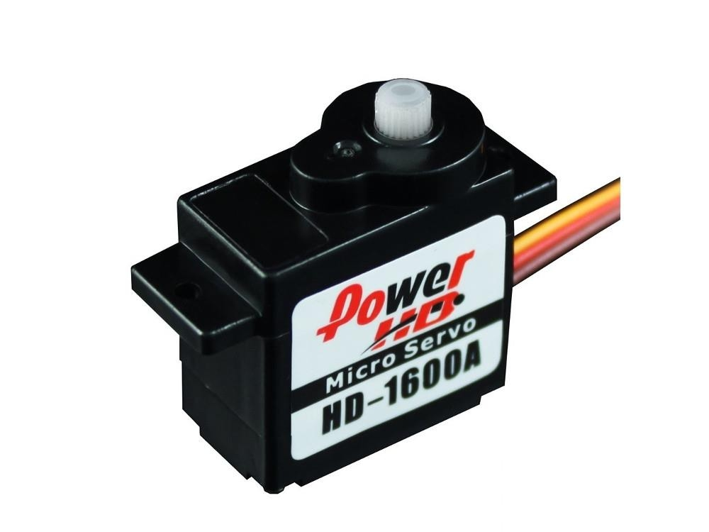 POWER HD-1600A 1,2KG  6GRAM