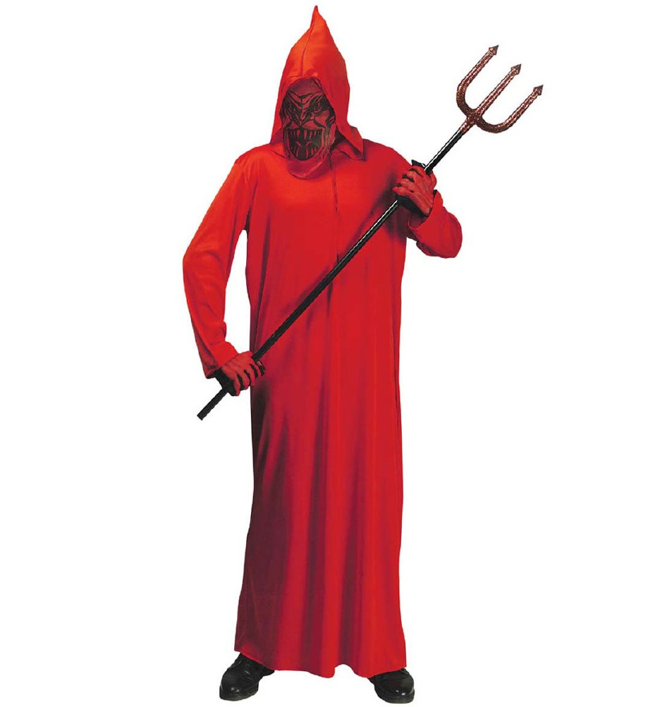 """""""DEVIL"""" (hooded robe with mask)"""