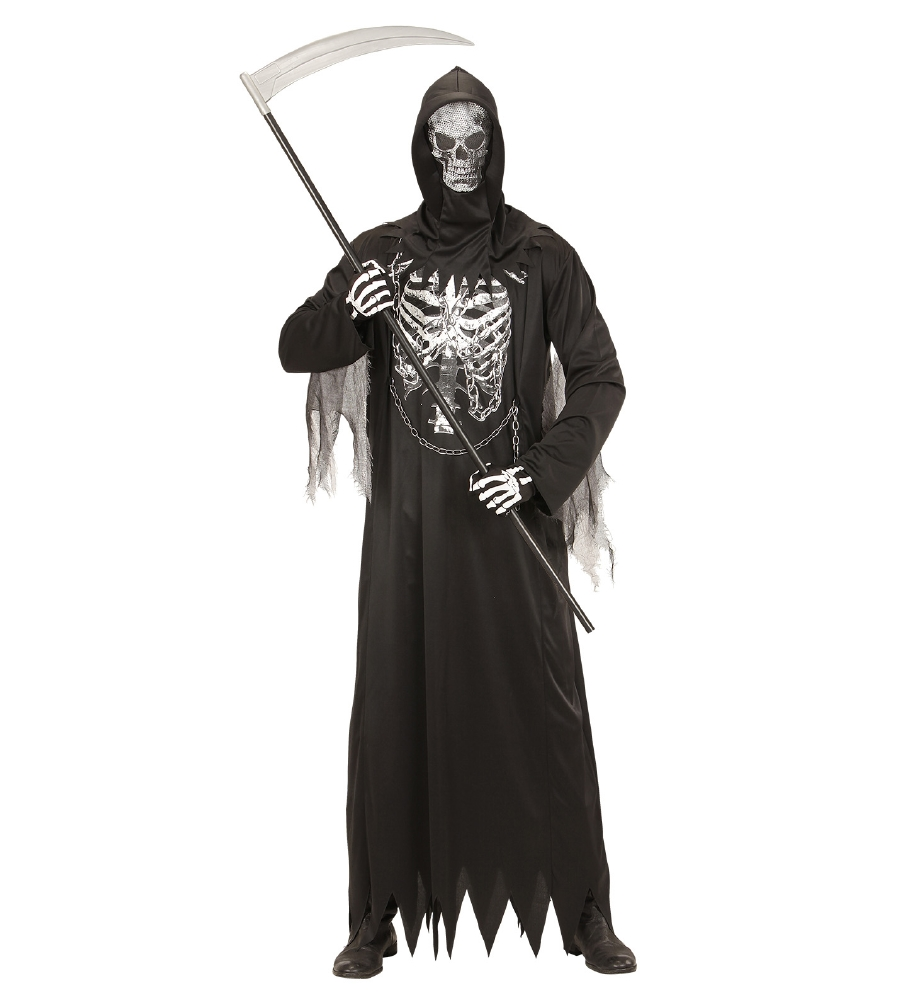 """""""GRIM REAPER"""" (robe with chain, hooded m"""