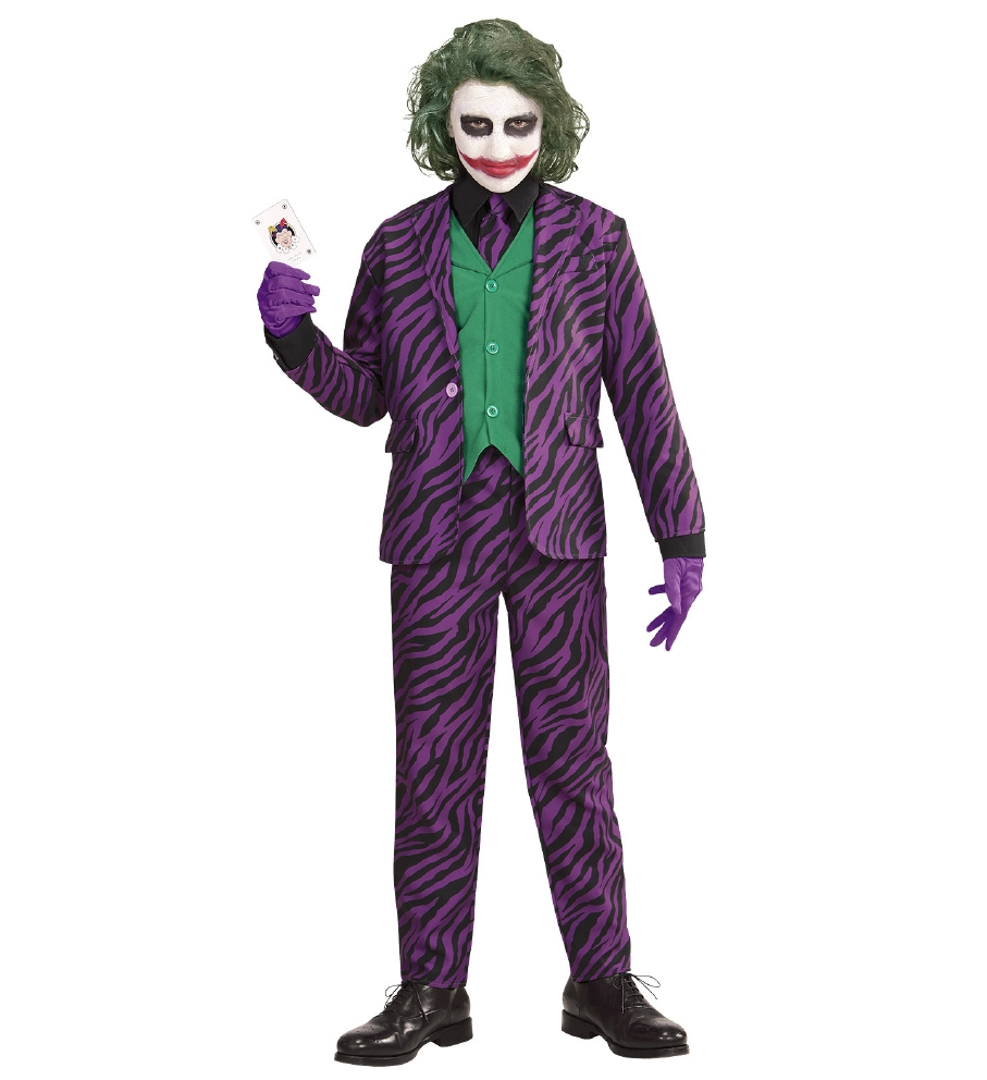 """EVIL JOKER"" (jacket with vest, pants, t"