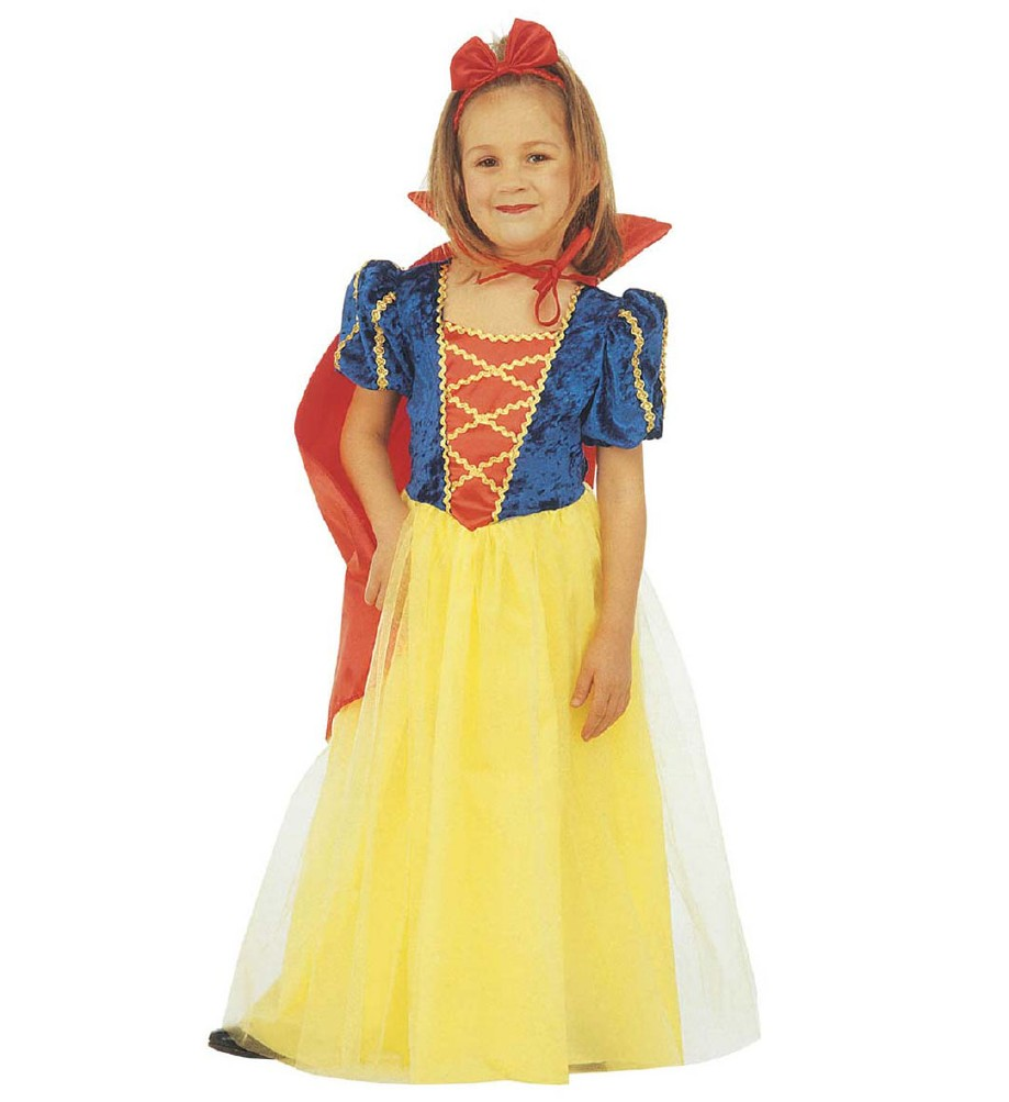 """FAIRYLAND PRINCESS"" (dress, cape, hair-"