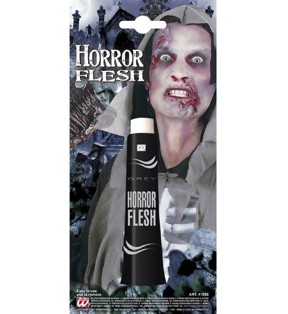 """GREY HORROR FLESH"" in tube"