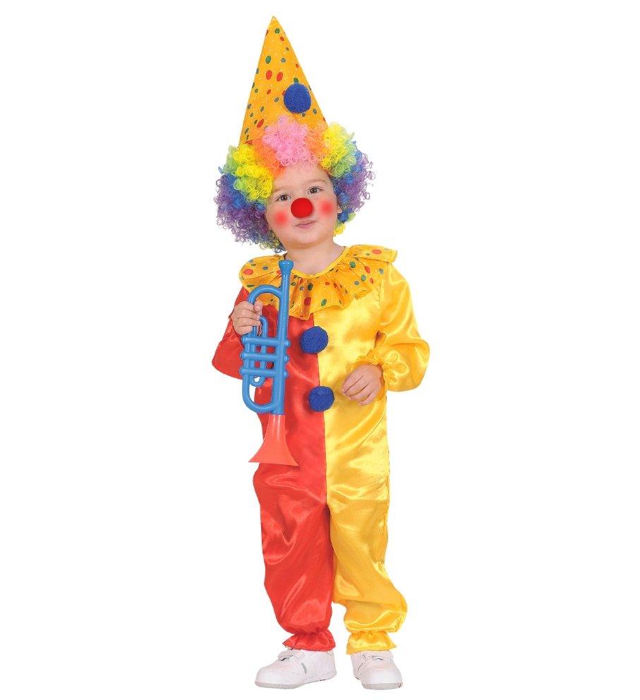 """CLOWN"" (jumpsuit, hat)"