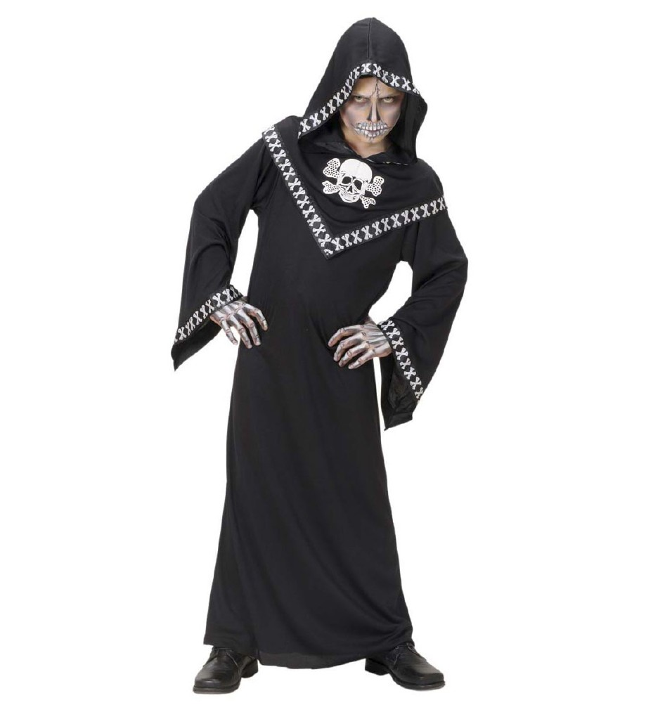 """SKULLZAR"" (hooded robe)"