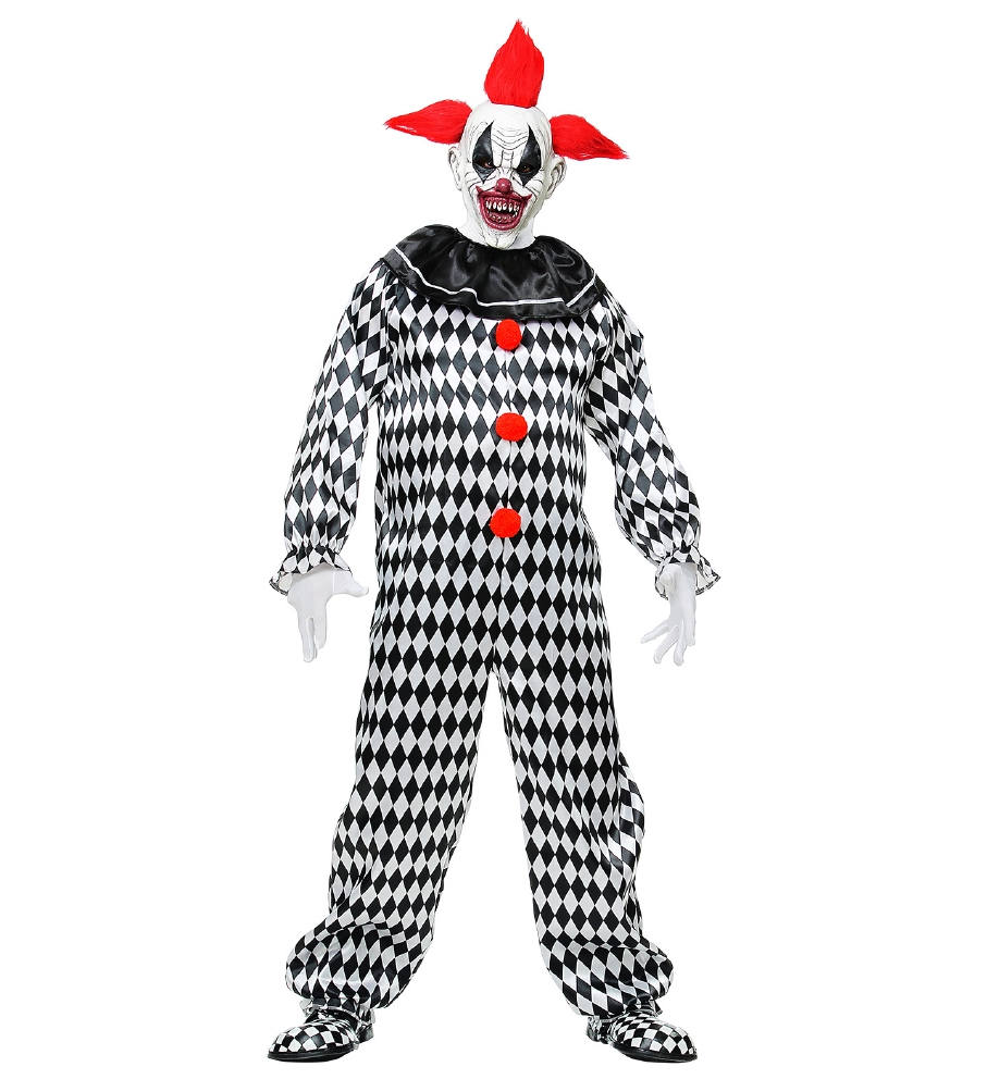 """CIRCUS CLOWN"" (overalls)"
