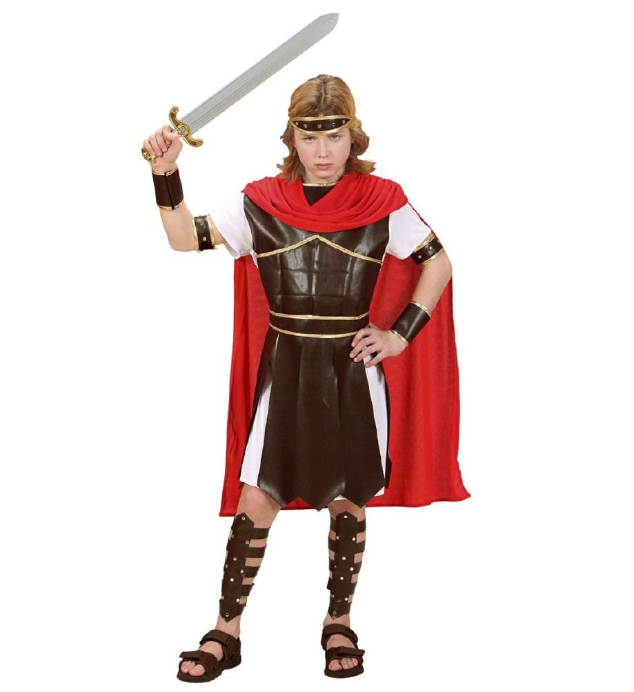 """HERCULES"" (tunic with armour, belt, cap"