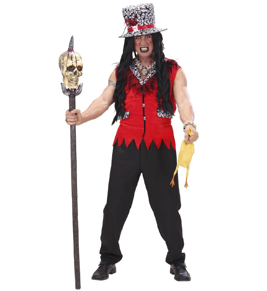 """VOODOO PRIEST"" (jacket, pants, hat)"