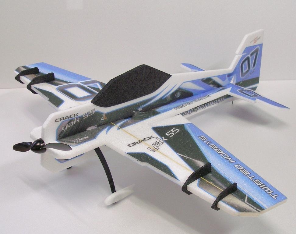 RC FACTORY CRACK YAK 55 EPP