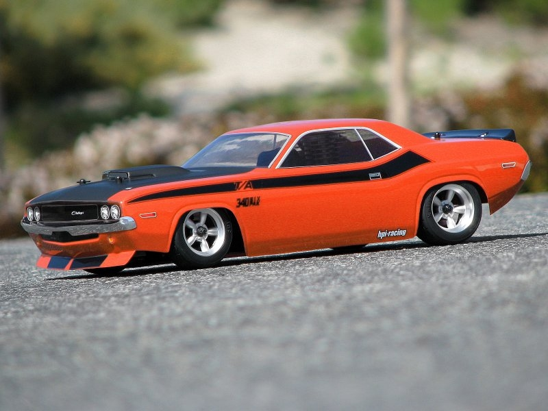 1970 DODGE CHALLENGER BODY (200MM)